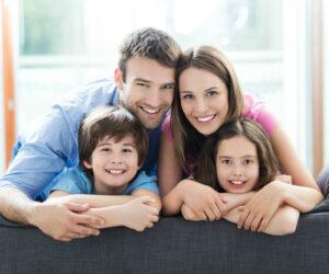 La salute dei miei figli con le carte